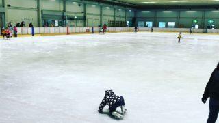 ピュアスポーツ柏原でスケートしてきたよ!